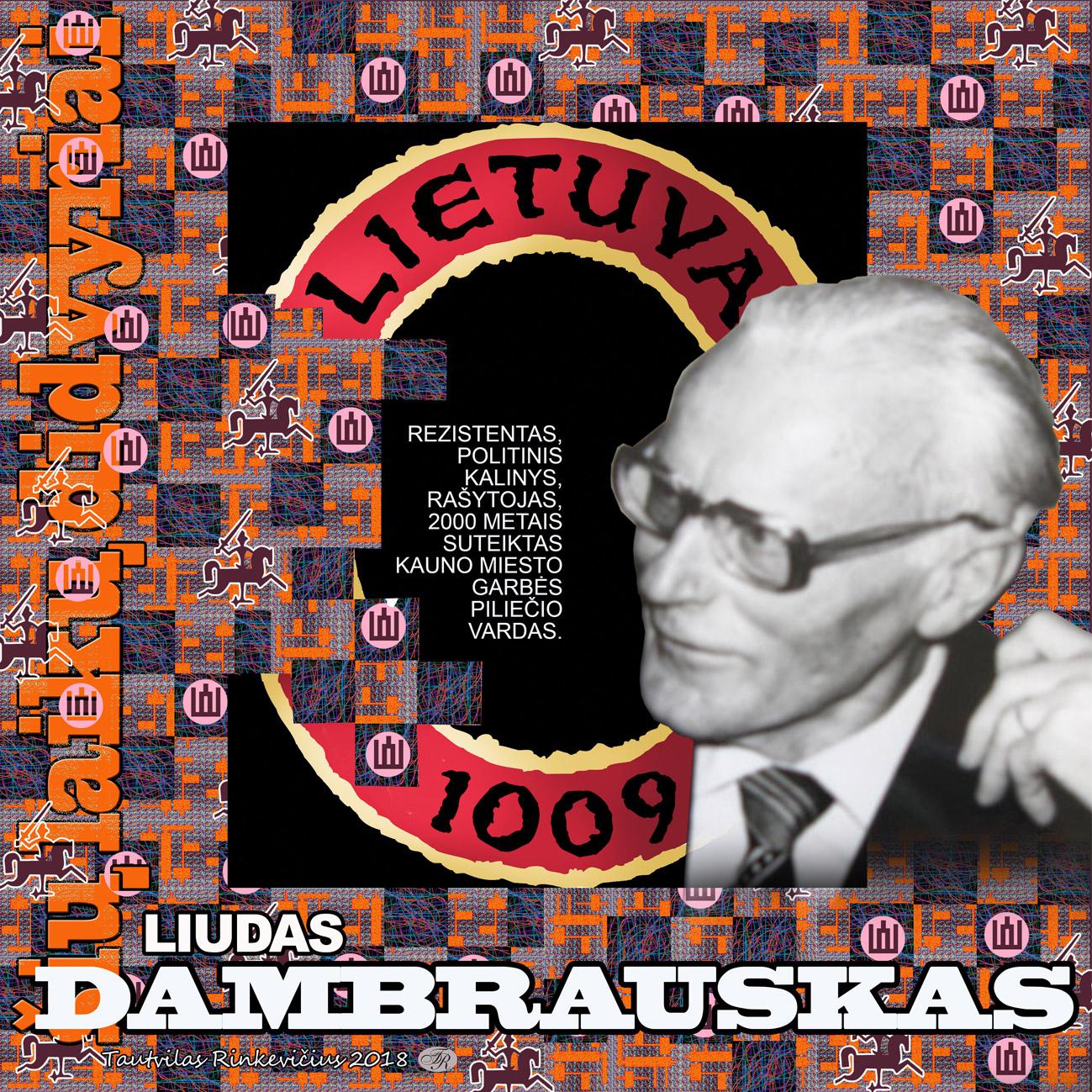 Liudas Dambrauskas