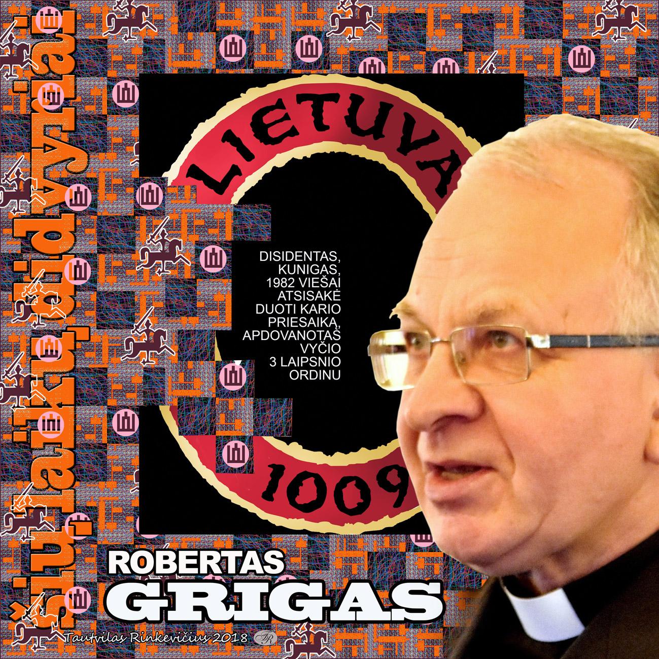 Robertas Grigas