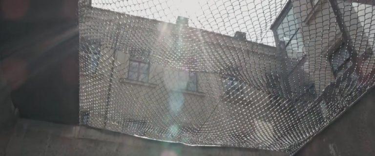 Kalėjimo pasivaikščiojimo kiemelis