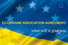 Ukrainos asociacija su ES