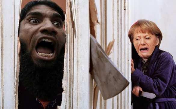 kelnas migrantai