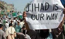 Džihadas mūsų kelias