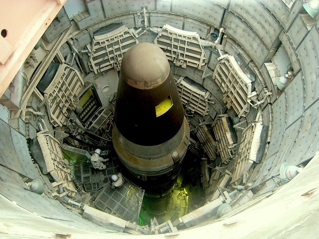 Branduolinės raketos šachta