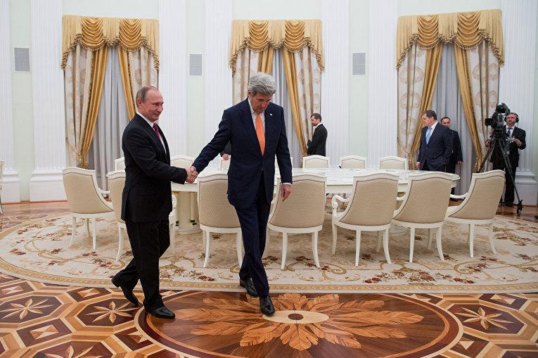 Putinas ir Keris