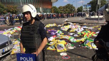Ankara po sprogimų