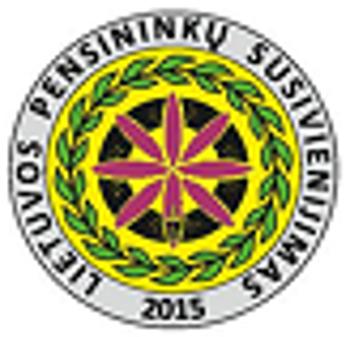 Lietuvos pensininkų susivienijimas - logotipas