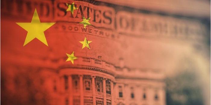Kinijos JAV tarpusavio skolos