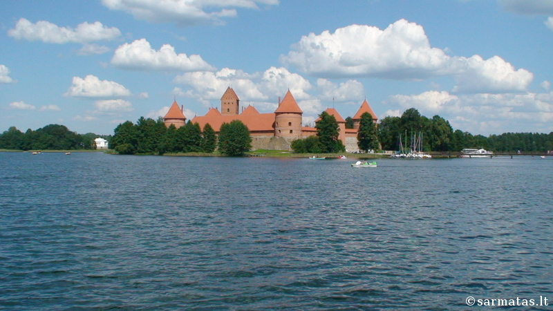 Trakų pilis