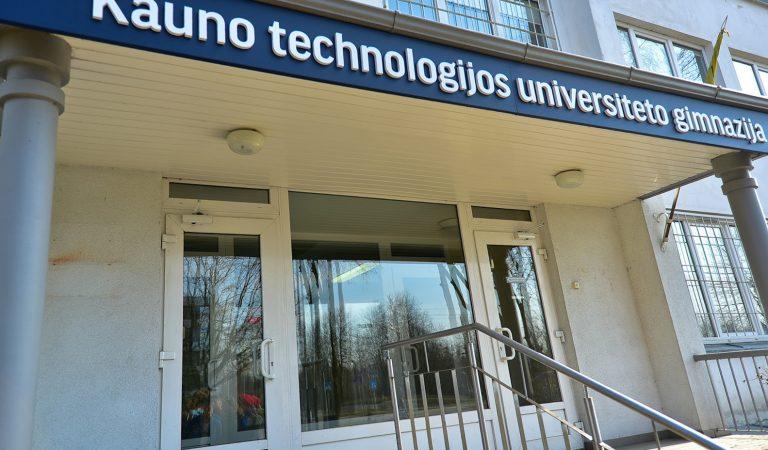 KTU technologijos universiteto gimnazija