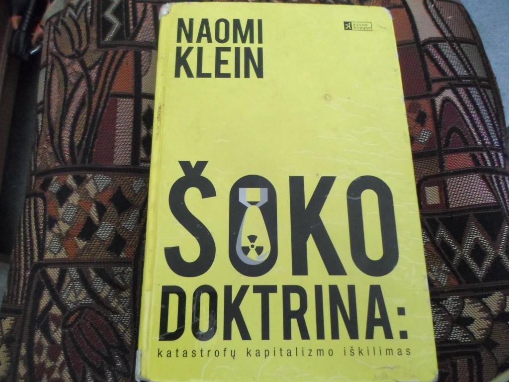 Naomi Klein knyga