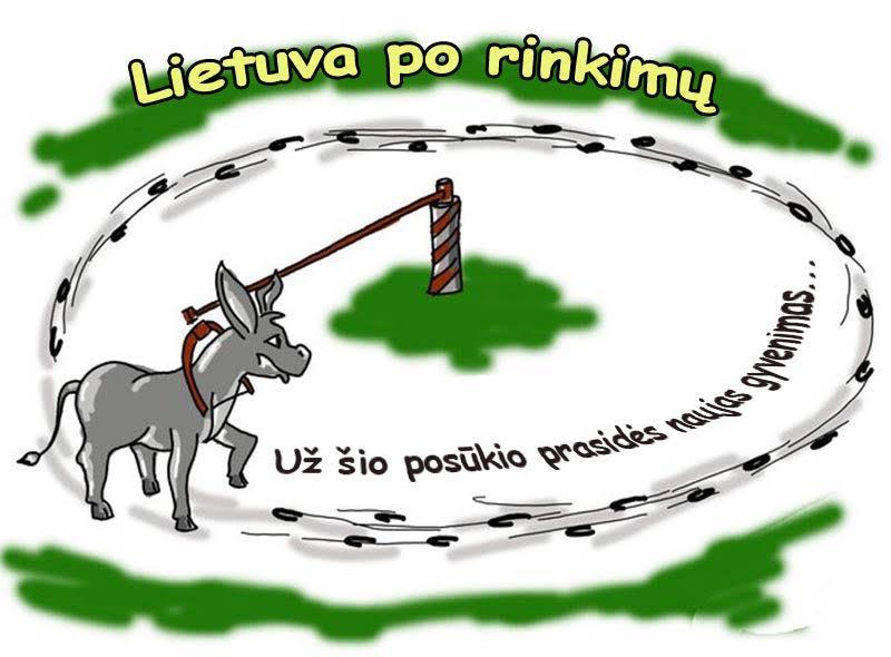 Lietuva po rinkimų