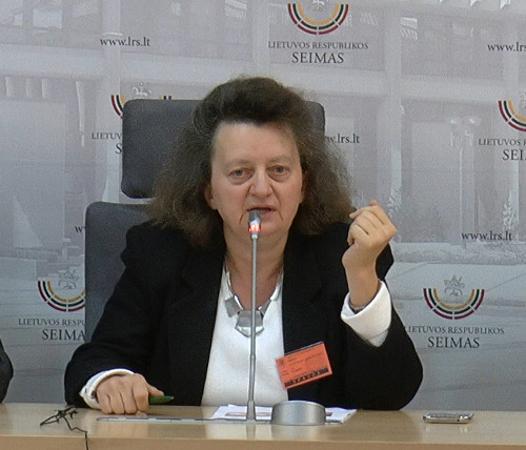 Lina Černeckytė Helstein
