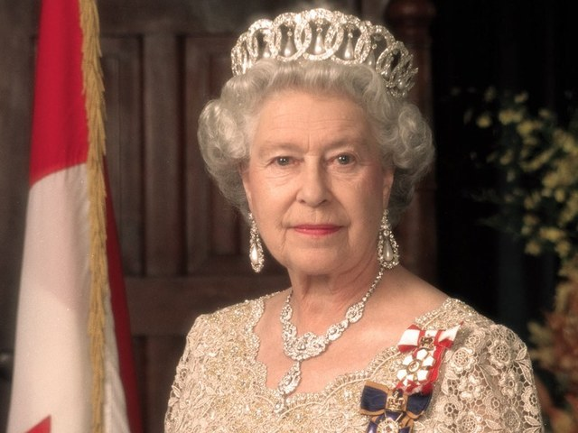 UK Karalienė Elžbieta II