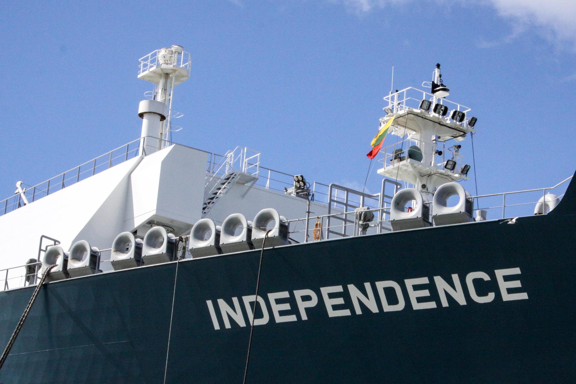 Independence - energetinė nepriklausomybė