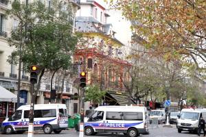 Teroro išpuolis Paryžiuje
