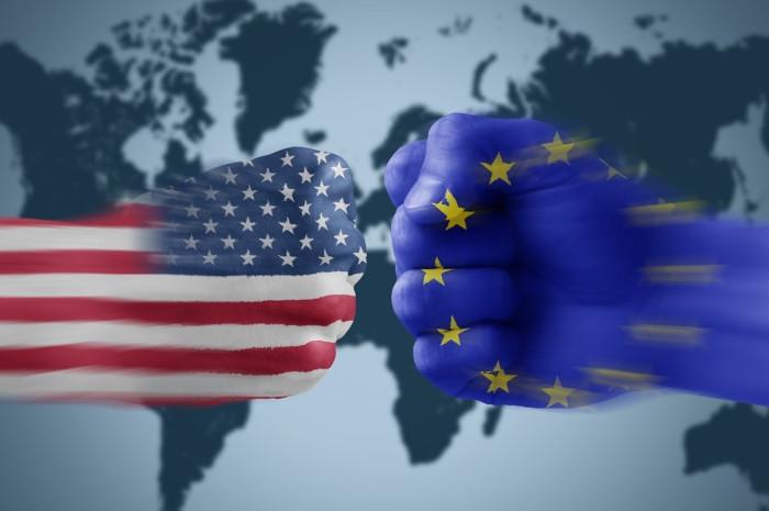Europa vs JAV