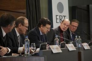 Europos apvalusis stalas