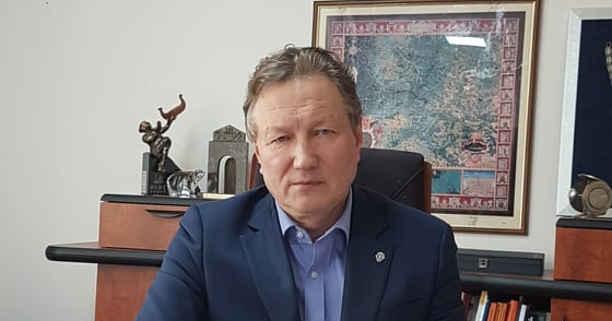 Artūras Razbadaujas, KU rektorius
