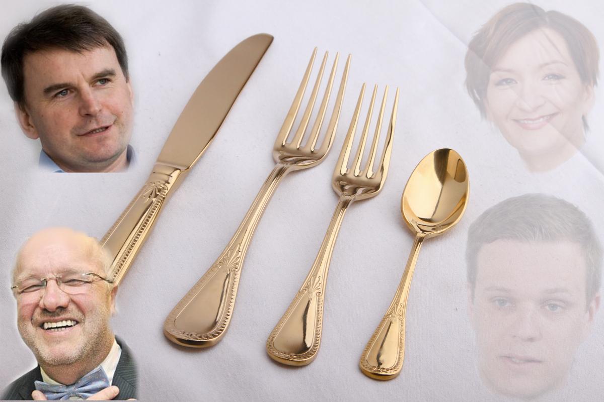 auksiniai įrankiai