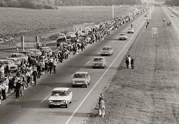 Baltijos kelias - 1989 m rugpjūčio 23 d.