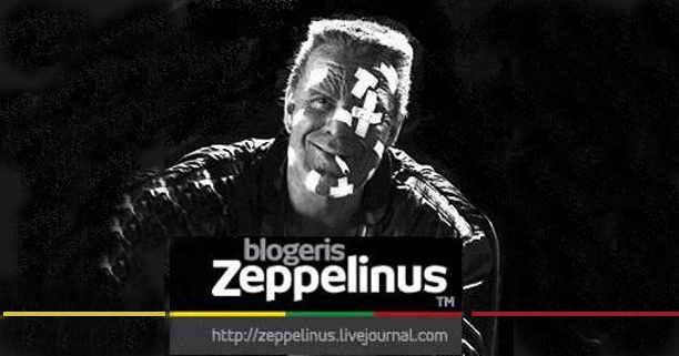 Blogeris Zeppelinus (Raimundas Navickas)