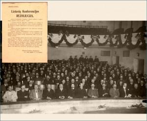 Lietuvių Vilniaus konferencija 1917 metais