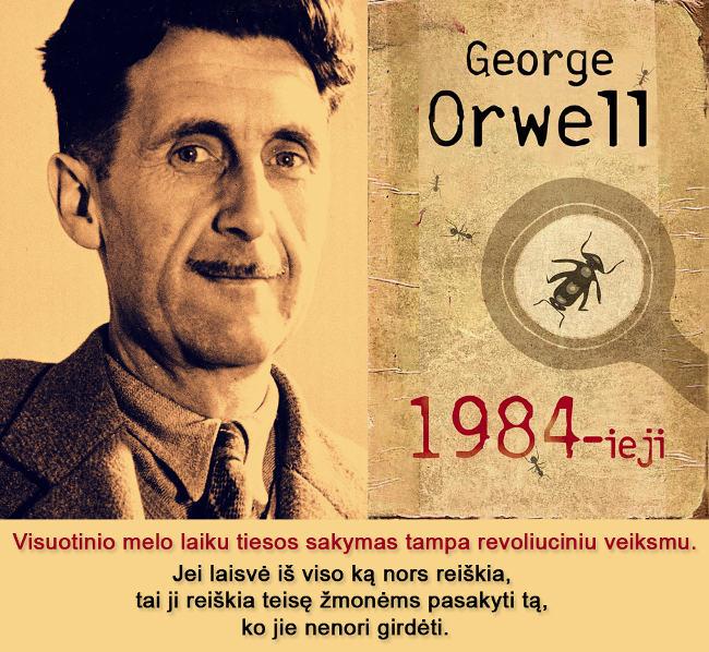 Džordžas Orvelas