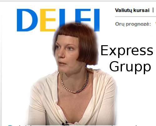 Express Grupp - delfi