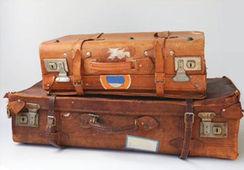 Emigracija, kelionė, išvykimas