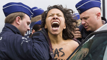 femen - paveikslėlis