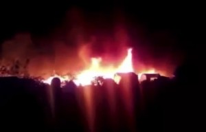 gaisras Kalė