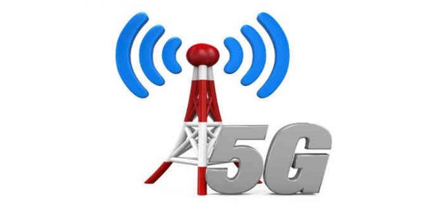 5G interneto ryšys