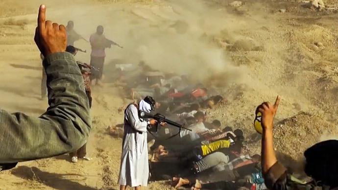 Islamo valstybės teroristai