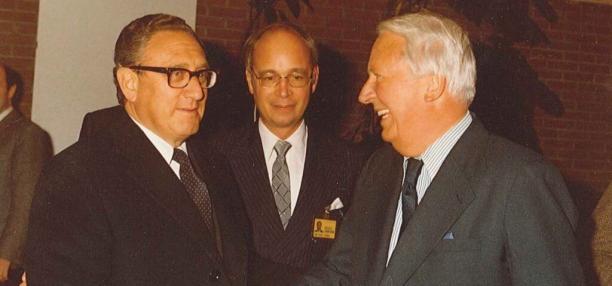 Kissingeris ir Švabas