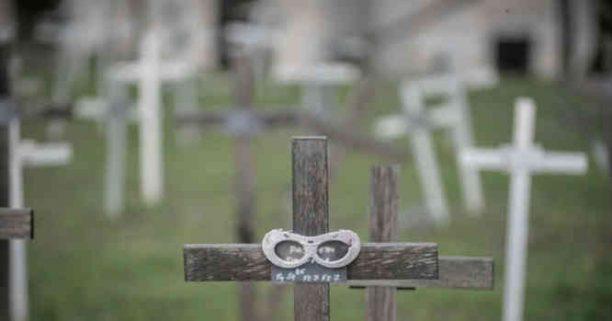 Negimusių kūdikių kapai Romos Flaminio kapinėse