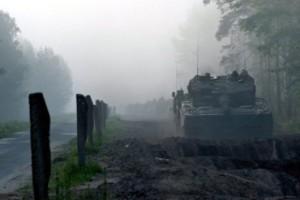 lenkų tankai - paveikslėlis