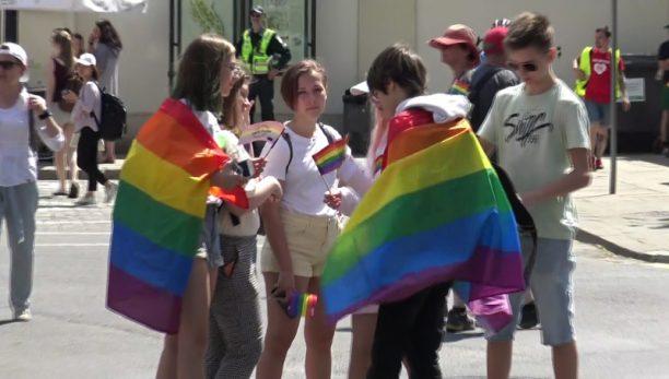 LGBT parado įžanga