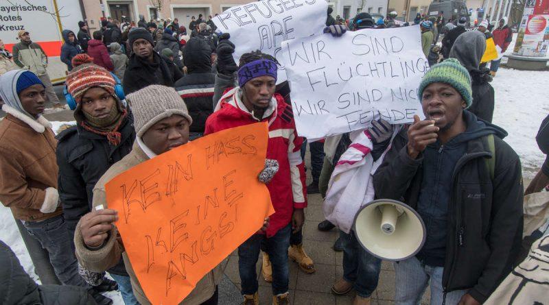 pabėgėliai, afrikiečiai, nelegalai