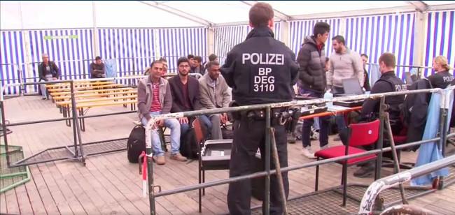 Pabėgėlių registracija
