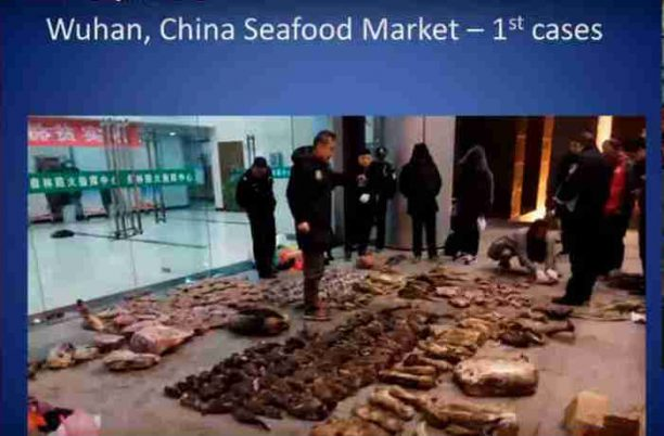 Uhano laukinių gyvūnų turgus