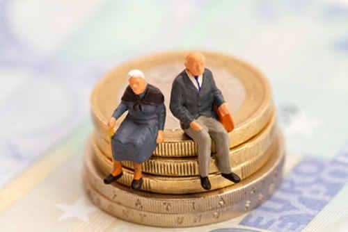 Pensija pensininkai