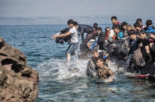 Pabėgėliai - ekonominiai migrantai