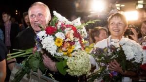 politiniai kaliniai Baltarusijos