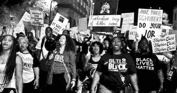 Protestai prieš rasizmą