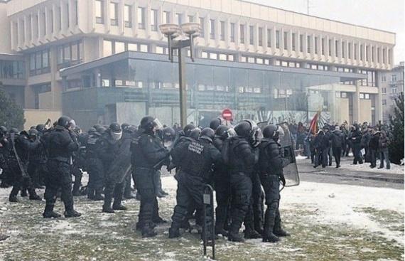 Protestas 2009 m. sausio 16 d.