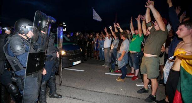 Protestas 2021 rugpjūčio 10 d.