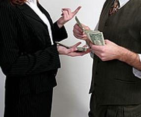 Pinigai ar pupos?