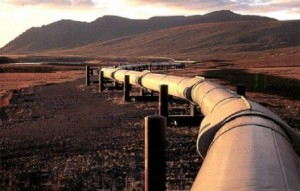 Kataro dujotiekis