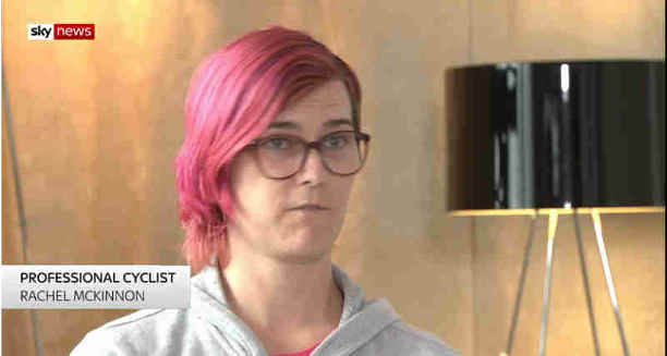 Rachel McKinnon transgenderis