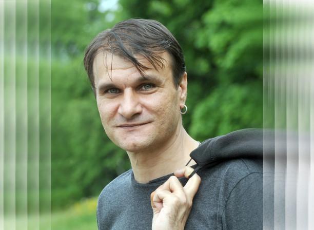 Poetas Rimvydas Stankevičius. Stasio Žumbio nuotr.